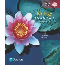 Biology: A Global Approach, Global Edition, 11e
