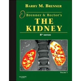 Brenner and Rector's The Kidney, 8e ,2-Vol **