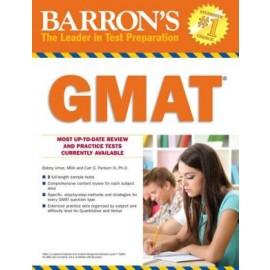 Barron's GMAT 18E (Book Only)