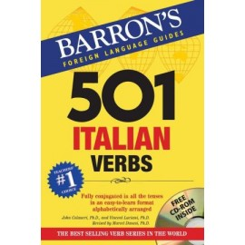 501 Italian Verbs [With CDROM]