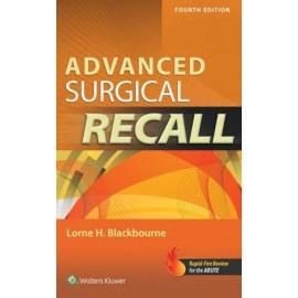 Advanced Surgical Recall, 4e