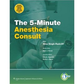 5-Minute Anesthesiology Consult
