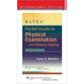 Bates Pocket Guide to Physical Examination and History-Taking IE, 7e