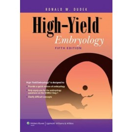 High-Yield Embryology 5e