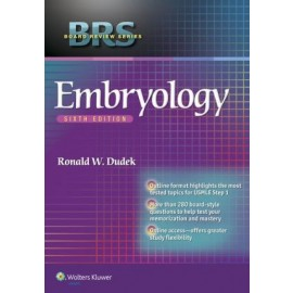 BRS Embryology, 6e