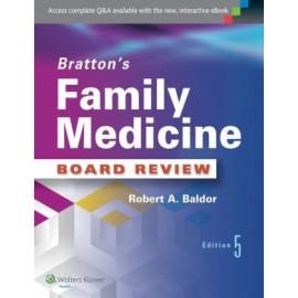 Bratton's Family Medicine Board Review, 5e
