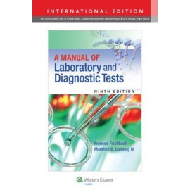 A Manual of Laboratory and Diagnostic Tests, 9e