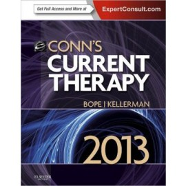 2013 Conn's Current Therapy **