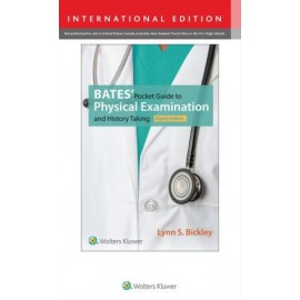 Bates' Pocket Guide to Physical Examination and History Taking, 8E, IE