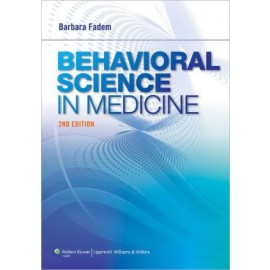 Behavioral Science in Medicine, 2e