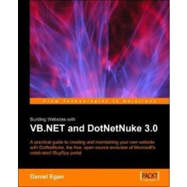 Building Websites with VB.NET and DotNetNuke 3.0