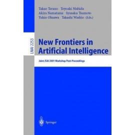 New Frontiers in Artificial Intelligence: Joint JSAI 2001 Workshop Post-proceedings;Joint JSAI 2001 Workshop Post-Proceedings