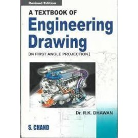 A Textbook of Engineering Drawing: Geometrical Drawing