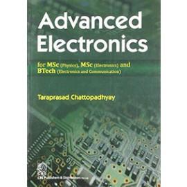 Advanced Electronics for MSc (Physics), MSc (Electronics) and Btech (Electronics and Communication)