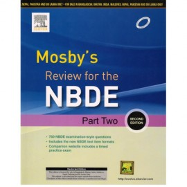 Mosby's Review for the NBDE Part II, 2 Ed.