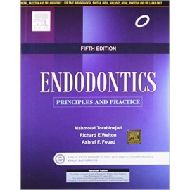 Endodontics, Principles and Practice, 5 Ed