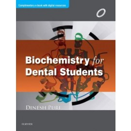 Biochemistry for Dental Students (Complimentary e-book with digital resources)