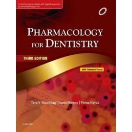 Pharmacology for Dentistry, 3e