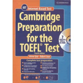 Cambridge Preparation for the TOEFL Test Fourth edition