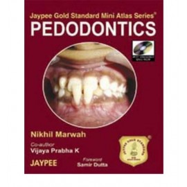 Jaypee Gold Standard Mini Atlas Series: Pedodontics with DVD-ROM