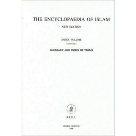 Encyclopaedia of Islam, Fascicle 2: Glossary