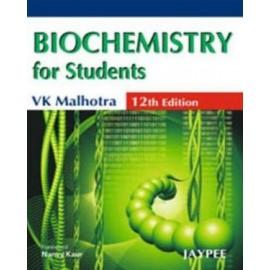 Biochemistry for Students 12E