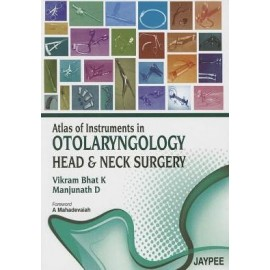 Atlas of Instruments in Otolaryngology Head & Neck Surgery