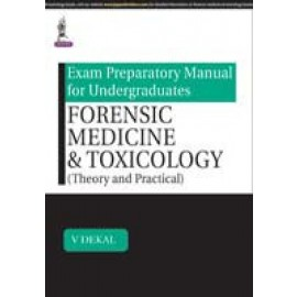 Exam Preparatory Manual for Undergraduate: Forensic Medicine and Toxicology