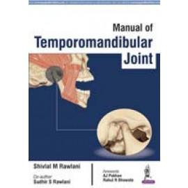 Manual of Temporomandibular Joints
