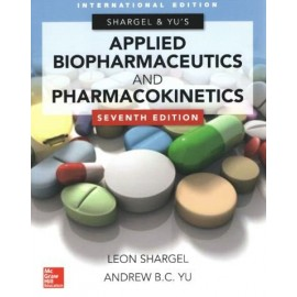 Applied Biopharmaceutics & Pharmacokinetics, 7E